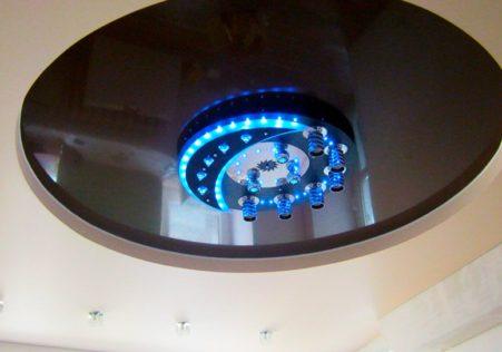 свет для натяжного потолка
