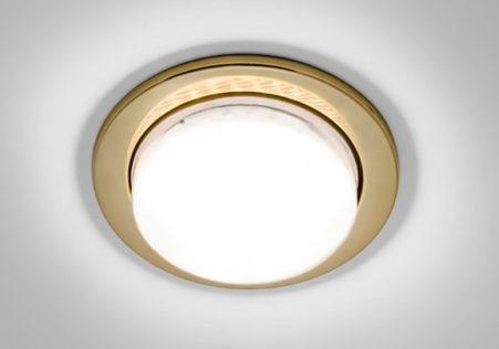 светильник ecola-gx53