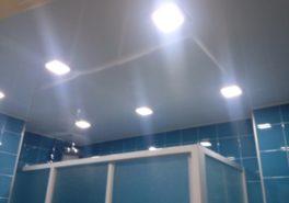 Установка потолков в квартире 50 м²