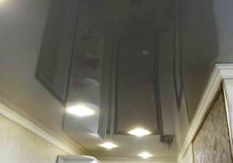 Установка натяжного потолка в Мытищах 20 м²