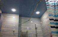 Натяжные потолки в квартиру на улице Твардовского 39 м²