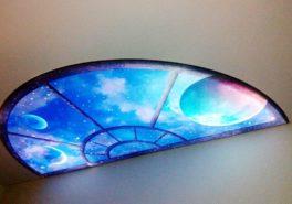 Потолок звёздное небо в Красногорске